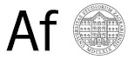 Arhitektonski fakultet Sveučilišta u Zagrebu logo